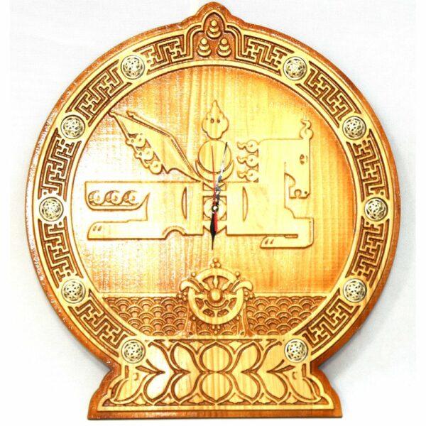 Emblem of Mongolia