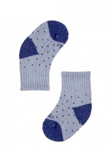 Blue Children's Socks