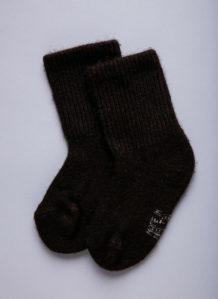 Black Yak Woolen Sock