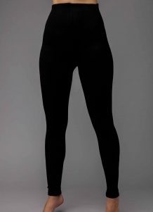 Black Yak Woolen Tights