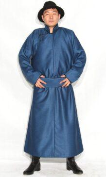 Blue Men's Deel