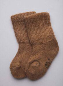 Brown Camel Children's Socks