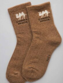 Brown Camel sock