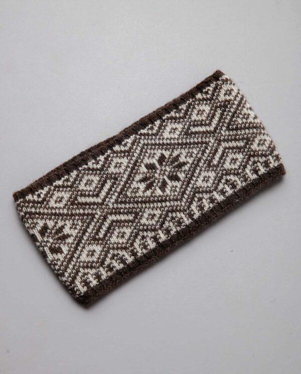 Brown Woolen Bandage