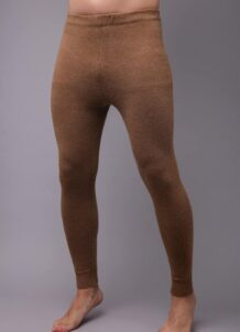 Brown Woolen Men's Underpants