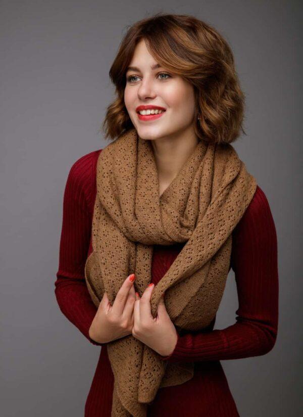 Woolen Women's Scarf