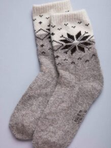 Camel sock