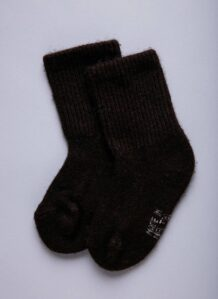 Black Yak Woolen Sock