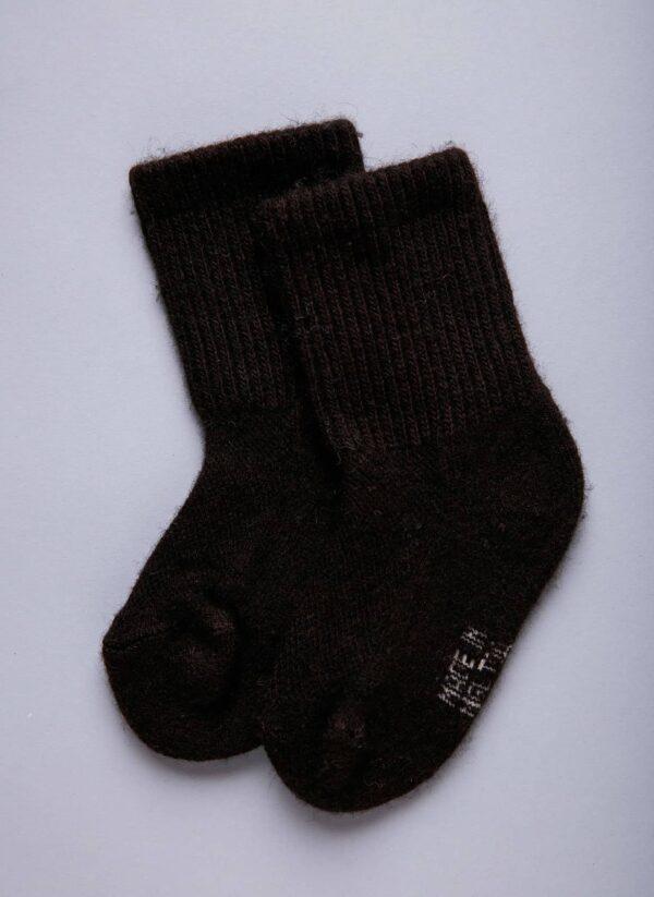 Children's Yak Woolen Sock