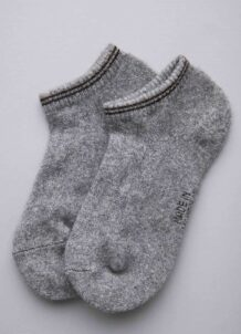 Grey Woolen Sock