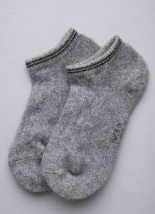 Grey Woolen Sock