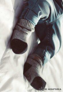 Yak Woolen Sock