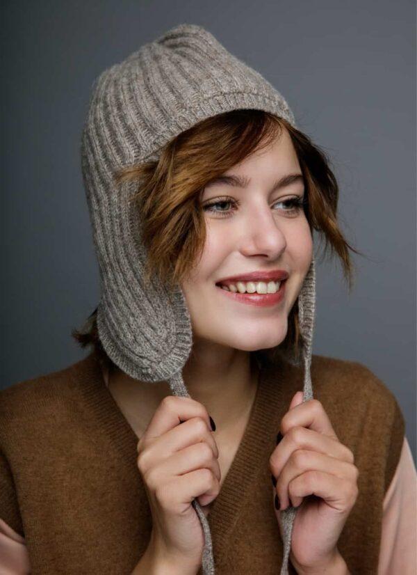 Women's Woolen Beret hat