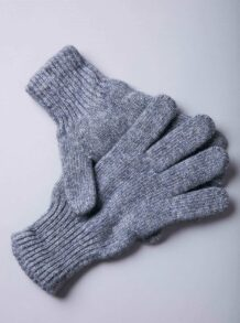 Grey Yak Woolen Adult's Gloves