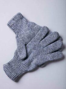 Grey Yak Woolen Adult's Gloves