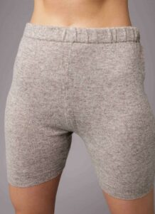Grey Yak Woolen Men's Short