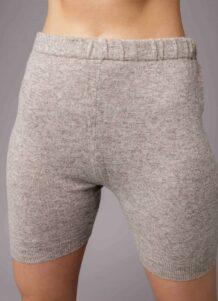 Grey Yak Woolen Men's Short