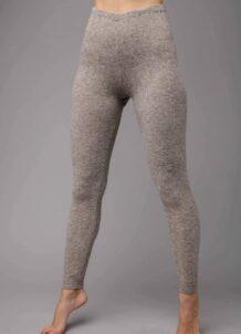 Grey Yak Woolen Tights