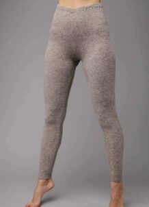 Grey Yak Woolen Tights
