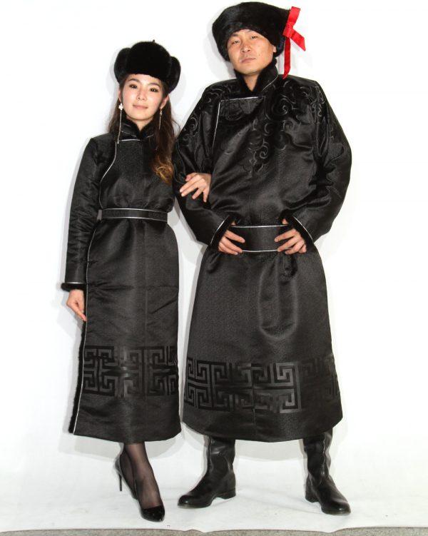 Couple Black Deel