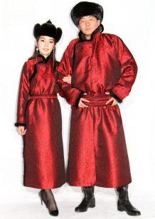 Mongolian Red Deel
