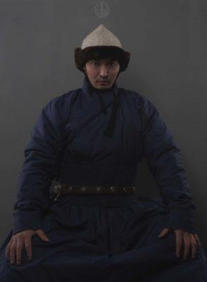 Mongolian Clothing for Men