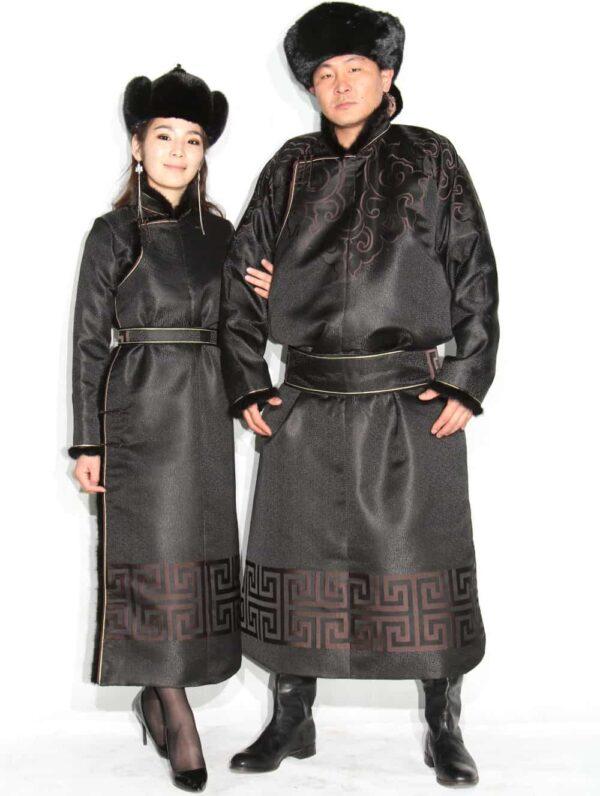 Mongolian Clothing