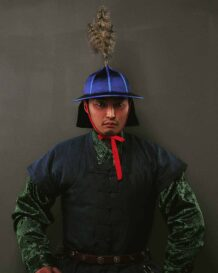 Mongolian ilkhant clothing 1