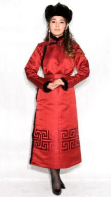 Women's Red Deel