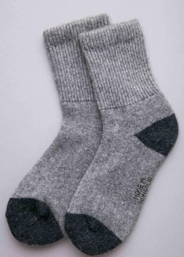 Grey Yak Male Socks