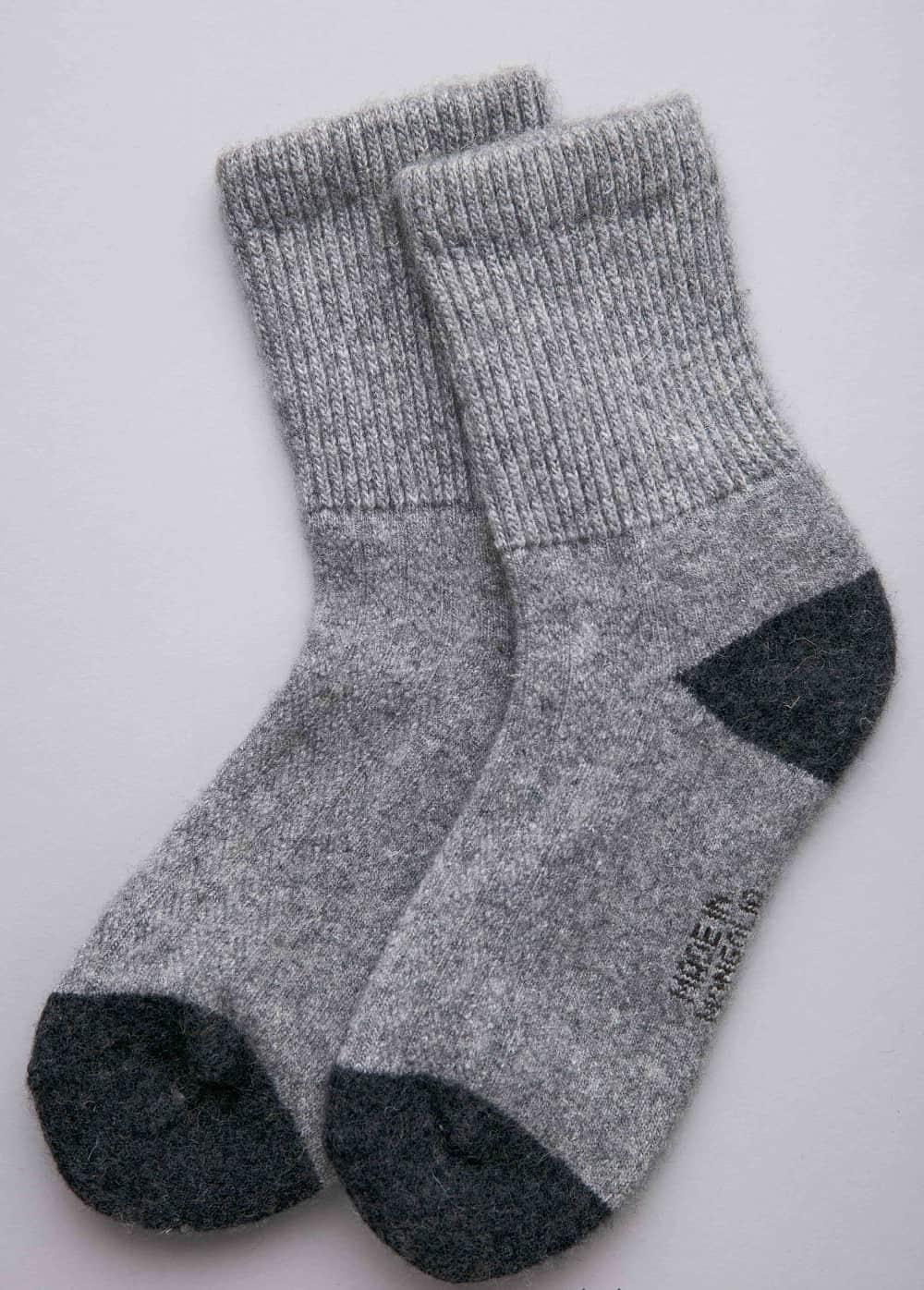 Grey Yak Male Socks  138b5eef874e