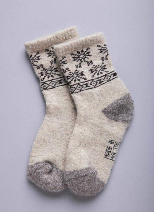 White Children's Sock
