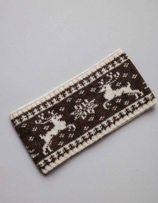 White Woolen Bandage