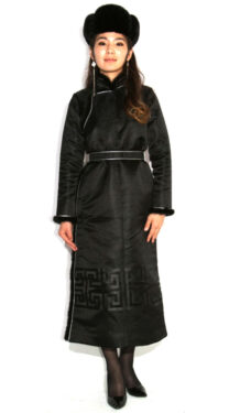 Women's Black Deel
