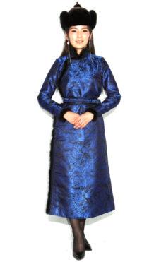 Women's Blue Deel