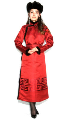 Women's Red Deel