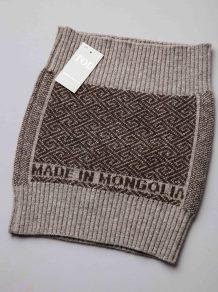 Grey Yak Woolen Belt