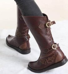Brown-Leather-Boots-2-450×450