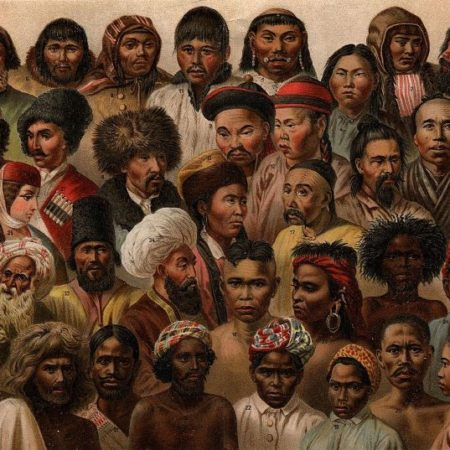 The Altaic People – Origin of the Mongols