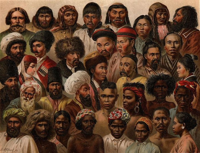altaic people