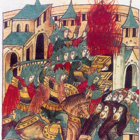 Bat Khan – Founder of The Golden Horde