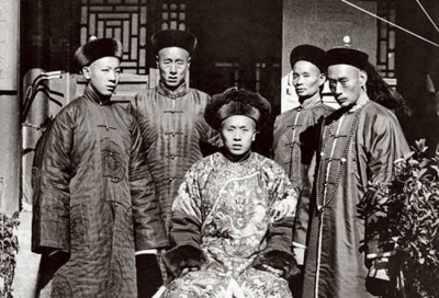 Manchu Control of Chinese-Mongol Relations