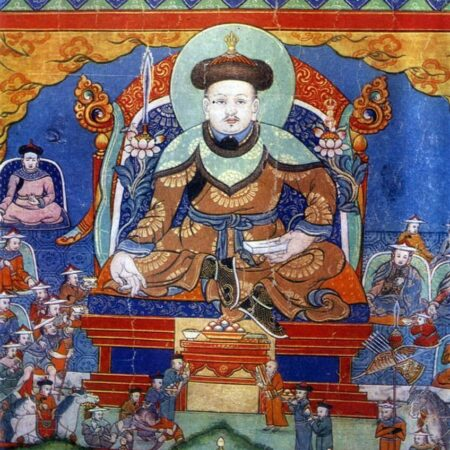 Tibetan Religion and the Mongols