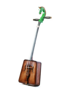Green Head Morin Khuur