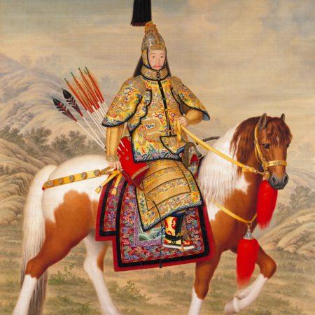The Fall of the Dzungar Khanate