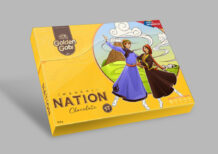 Mongol Nation Chocolate