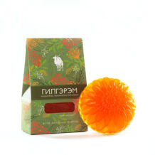 Mongolian-Natural-Soap-with-Seabuckthorn-Oil