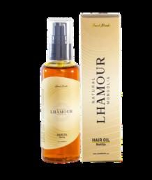 Nettle Hair Oil