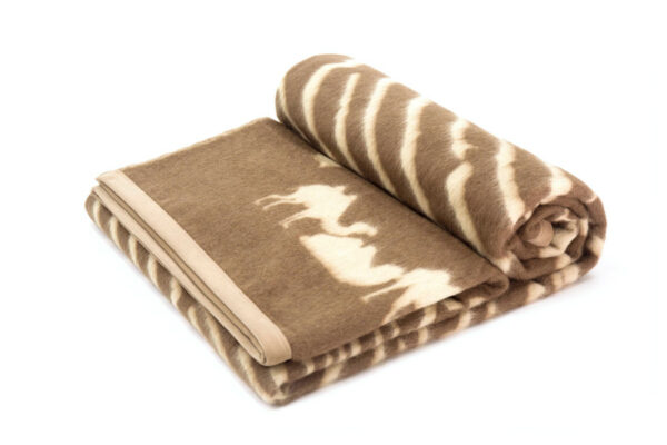 Woven Cashmere Blanket