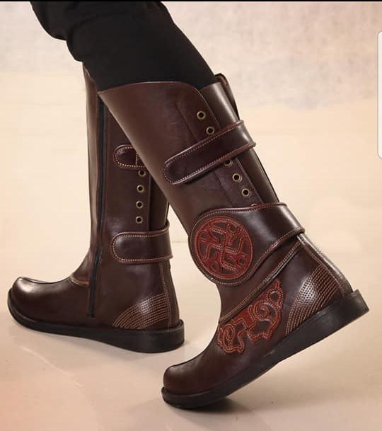 Mongolian Boots